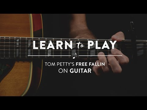 FREE FALLIN CHORDS by Tom Petty @ Ultimate-Guitar.Com