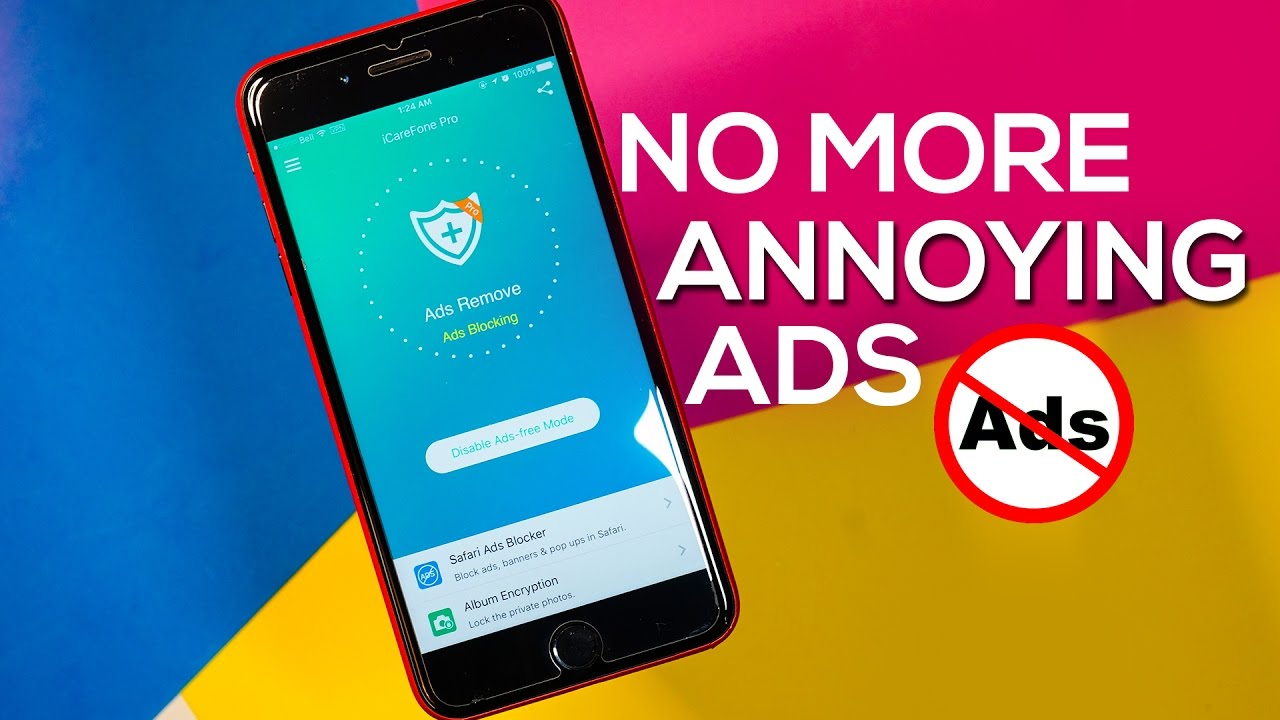 Image result for mobile ads blocked