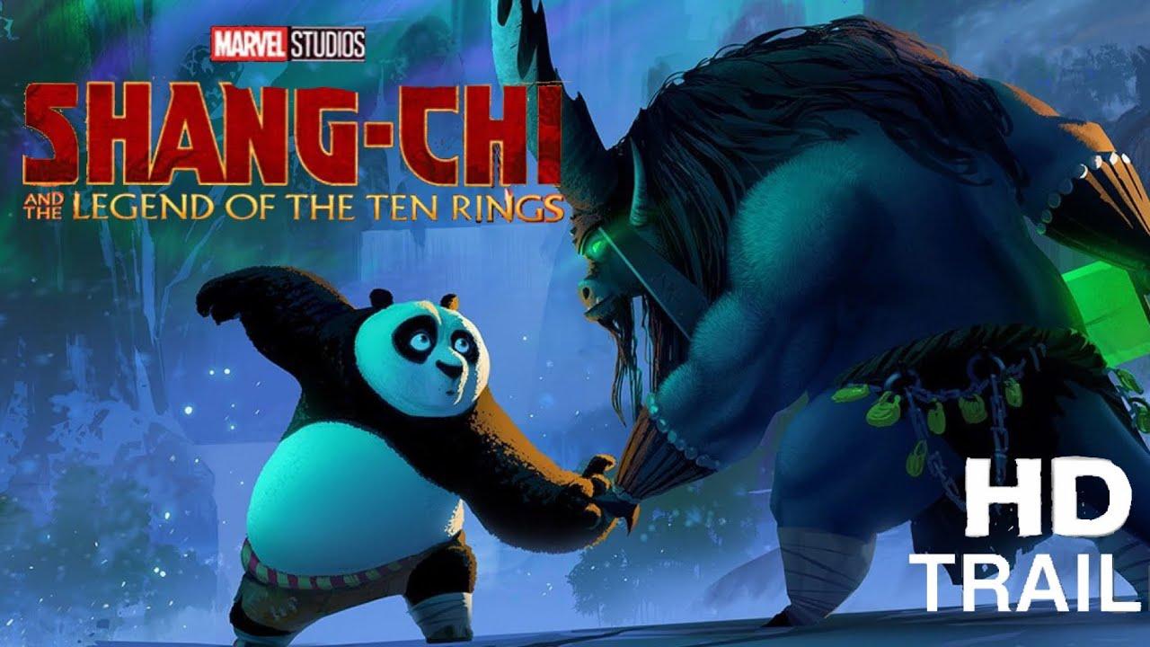 Kung Fu Panda 3 Kai Trailer Samuel Kim remix (Shang-Chi and the Legend of the Ten Rings Style)