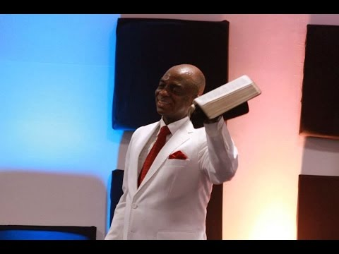 Bishop David Oyedepo - The Power Of Thanksgiving