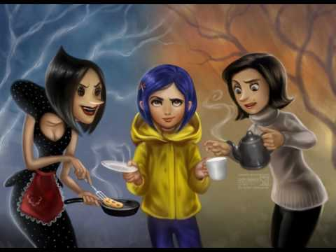 Coraline theme-Nightcore