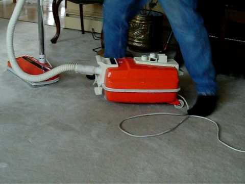 Vintage Eureka Eaton Viking Vacuum Cleaner Youtube