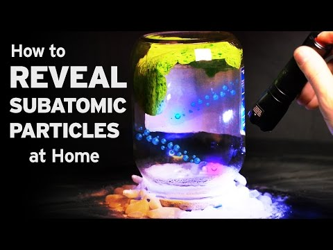 How to Reveal Subatomic Particles at Home | NOVA