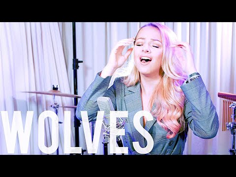 Selena Gomez, Marshmello - Wolves (Emma Heesters Cover)