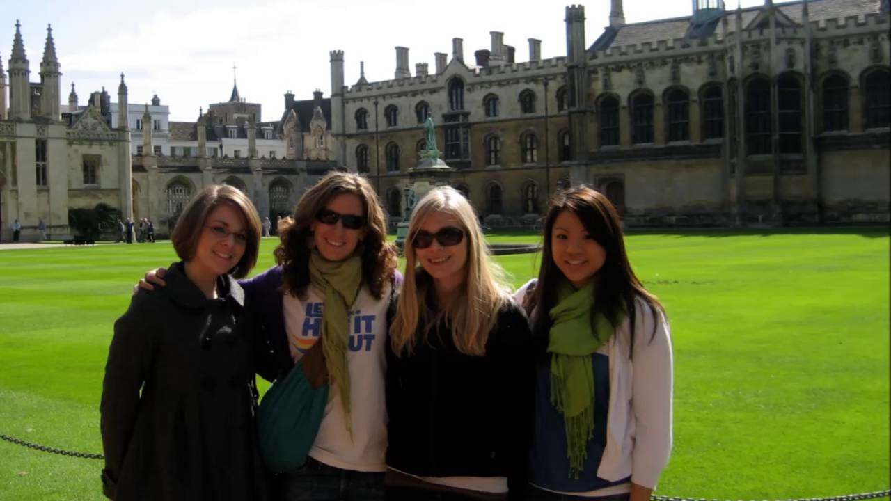 Cambridge university mature students guy