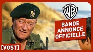 Les Bérets Verts - Bande Annonce Officielle (VOST) -  John Wayne / David Janssen