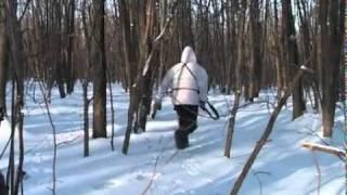 Охота на кабана. Видео 4