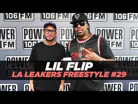 Lil Flip Freestyle With The L.A. Leakers   #Freestyle029