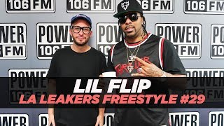 Lil Flip Freestyle With The L.A. Leakers | #Freestyle029