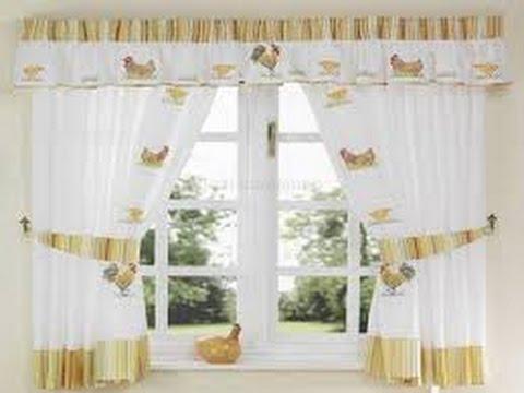 Como hacer cortinas para sala youtube for Cortinas bonitas para sala