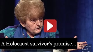 Eva Kor - Survivor of the Holocaust and Nazi Experiments on Twins
