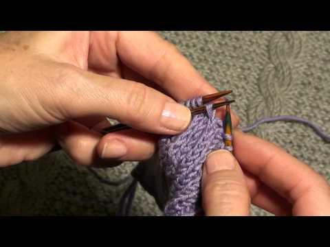 Подробные видео уроки по вязанию от школы вязания