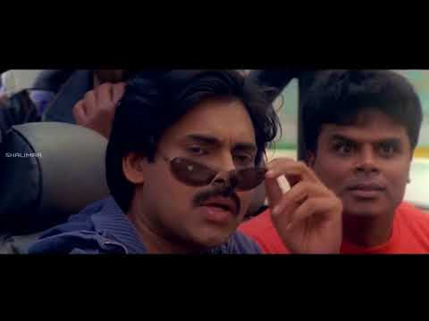 Pawan Kalyan, Neha Oberoi    Telugu Movie Scenes    Best Comedy Scenes    Shalimarcinema