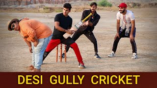 Gully Cricket || Desi Cricket || Gagan Summy