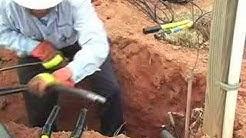 Installing Underground Wiring-Updated