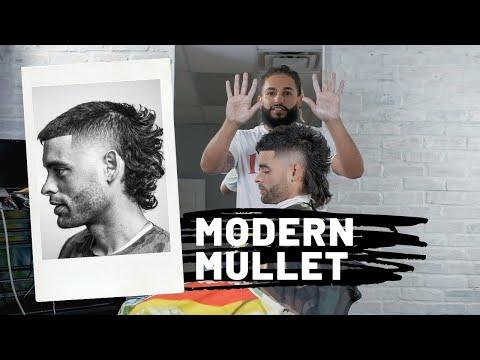 modern-mullet-barber-tutorial- -mullet-haircut