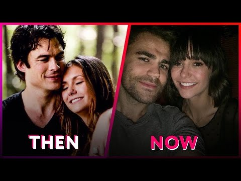 The Vampire Diaries Cast: Who's Dated Who? | ⭐OSSA