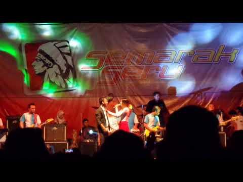 Nella kharisma ft Wandra _ Bedo Agomo _ One Nada live Bali