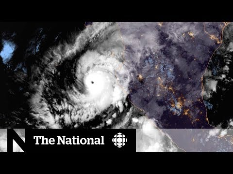 'Extremely dangerous' Hurricane Willa takes aim at Mexico