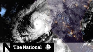 'Extremely dangerous' Hurricane Willa takes aim at Mexico