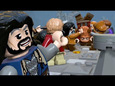 Lego The Hobbit - Lake-Town - Part 15