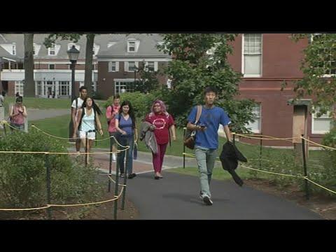 Amherst College ranked second best liberal arts college