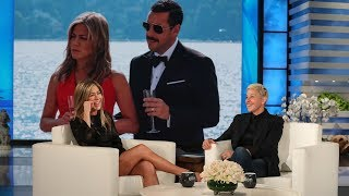 Jennifer Aniston on Adam Sandler\'s Questionable Wardrobe
