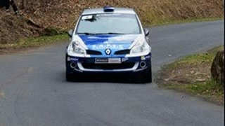 Vidéo Rallye du Pays d'Olliergues 2015