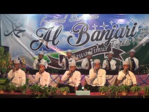 Festival Al Banjari Terbaru 2017 Ponpes Roudlotud Darojat kuwati Paciran Lamongan (GSE-Part II)