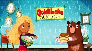 Download Video Goldilocks and Little Bear by Nosy Crow (Nosy Crow) - Best App For Kids MP3 3GP MP4