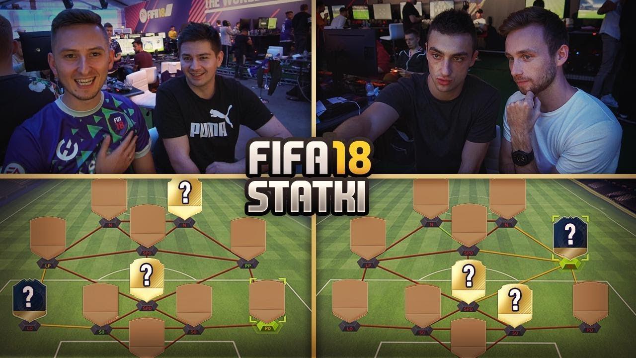 FIFA 18 – PODWÓJNE STATKI O PELE!