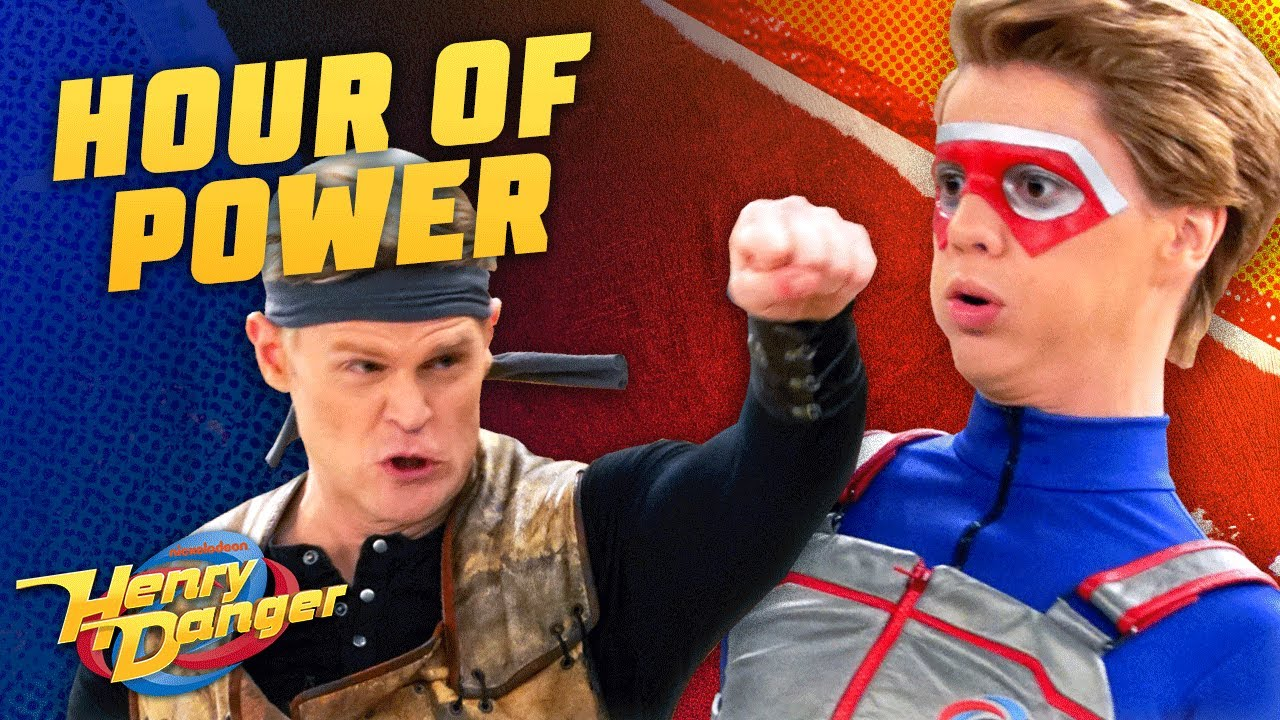 Download 'Hour Of Power' Episode In 10 Minutes! Battle Vs Drex   Henry Danger