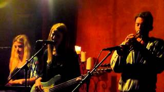 Babylips & The Silhouettes- Jazz of Ancient Egypt  LIve @ Little Features Sydney 29.6.13