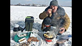 Не Рыбалка а КУРОРТ!|Успешная Зимняя Рыбалка|Поймали 3-и Мешка Удовольствия