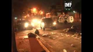 #12M: Enfrentamientos en la Lara deja a personas de la tercera edad con quemaduras #Barquisimeto