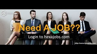 Hexa Jobs-best International Jobs Providers in India