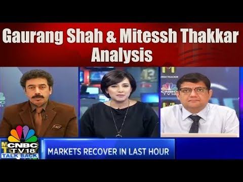 MARKETS TODAY | Gaurang Shah & Mitessh Thakkar Analyses Today's Top 5 Market Headlines | CNBC TV18
