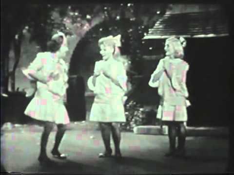 Gracie Fields -Now Is The Hour/Lollipop -Patti Page Show -1958