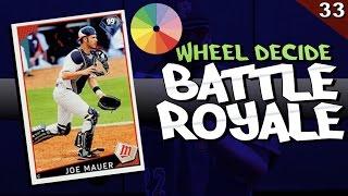 SPIN THE WHEEL BATTLE ROYALE! 10-INNING THRILLER! MLB 16 BATTLE ROYALE!
