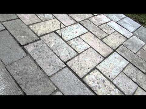 granite pavers patio