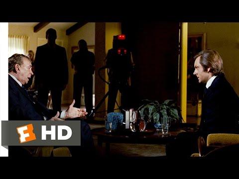 Frost/Nixon (8/9) Movie CLIP - Nixon Carries a Burden (2008) HD