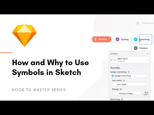 How to Use Symbols in Sketch -  Sketch: Noob to Master, ep6