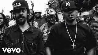 """Download Nas & Damian """"Jr. Gong"""" Marley - Nah Mean (Official Video) Mp3 and Videos"""