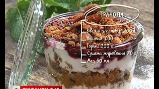 Гранола – Правильний Сніданок