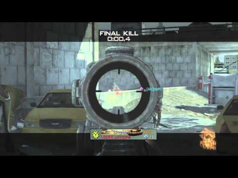 DeTriiX_Scopes - MW3 Game Clip