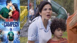 Tita no permite que humillen a Rey   La jefa del campeón - Televisa thumbnail