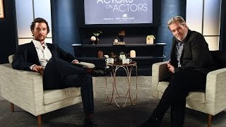 Matthew McConaughey, Jeff Bridges on Their Favorite Roles