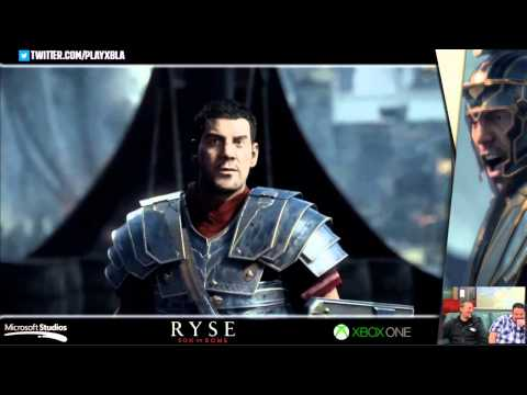 Ryse Son of Rome Developer Demo Part 2 Stream