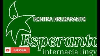 ESPERANTO MUSIC * KONTRA KRUSARANTO