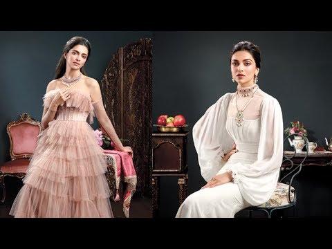 Deepika Padukone Turns Royal For Her New Photoshoot | Bollywood Buzz
